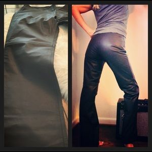 NEW Leather Pants Made In Brazil